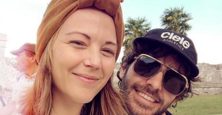 Vanessa Pilon publie une photo incroyable d'Alex Nevsky et de leur petite Claire
