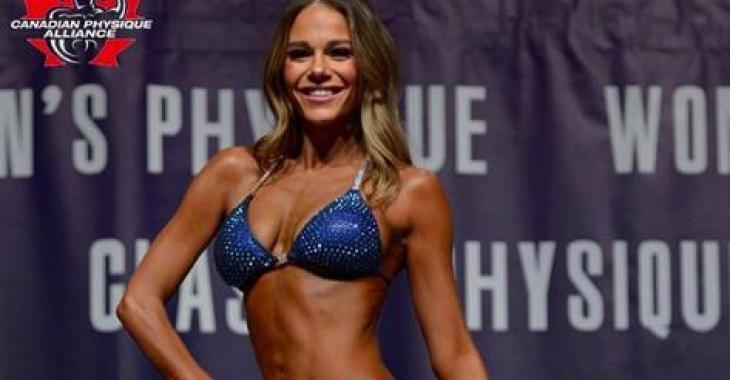 On sait maintenant pourquoi Maripier Morin a participé à un concours de fitness en bikini