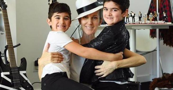 Un Québécois arrêté après des propos menaçants envers un des jumeaux de Céline Dion