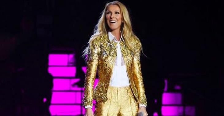 Céline Dion explique avec émotion pourquoi elle a appelé sa tournée Courage et c'est vraiment très touchant