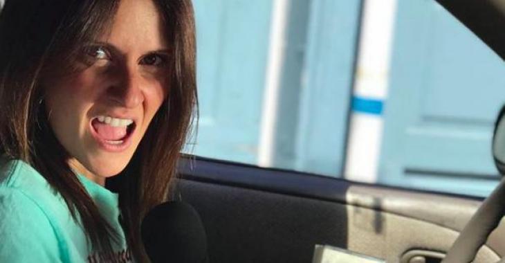 CONCOURS: L'humoriste Korine Côté fait tirer sa voiture et voici ce que vous devez faire pour gagner