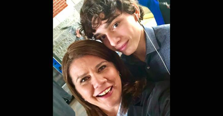 Marina Orsini est furieuse parce qu'un casino a envoyé une invitation à son fils de 16 ans
