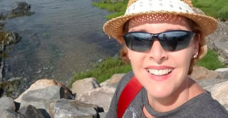 En vacances, Sophie Thibault a vécu une expérience absolument mémorable