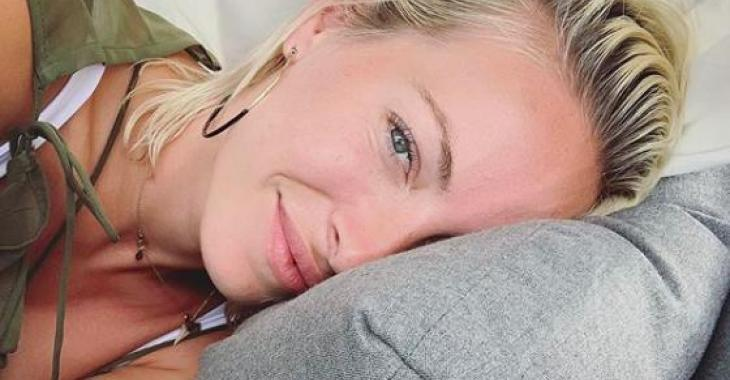 Marie-Mai a publié la plus adorable photo de sa petite Gisèle, cette fin de semaine