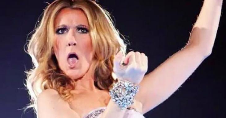 Céline Dion publie une nouvelle photo et c'est encore une fois son look qui vole la vedette