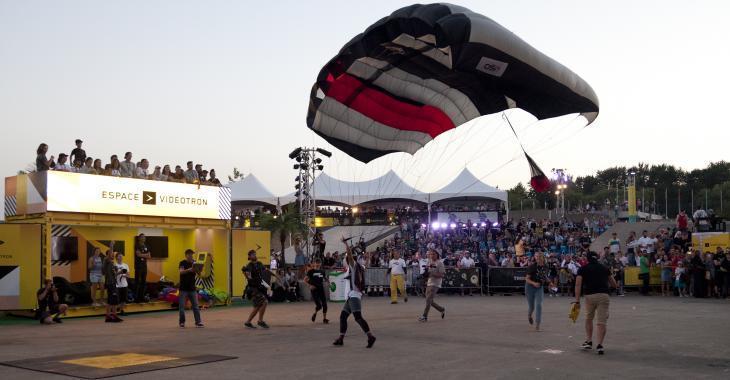 Le plus gros festival de sports d'action du Canada vous attend du 16 au 18 août à Montréal!