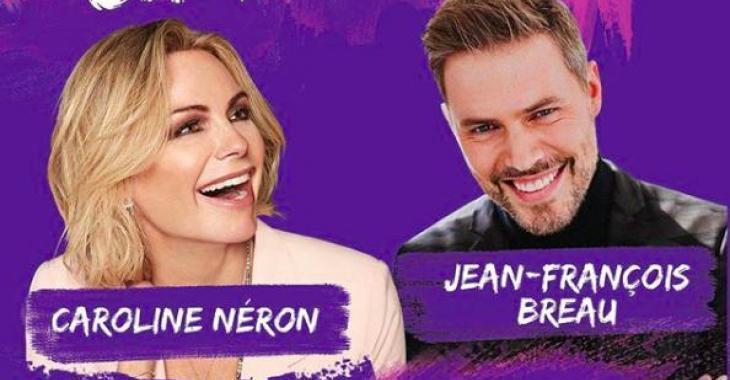 Jean-François Breau et Caroline Néron se sont transformés en drag-queen et les photos sont parfaites
