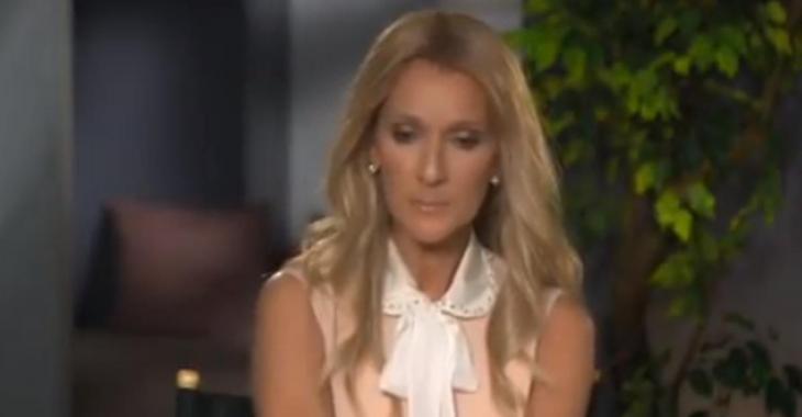 Céline Dion rend un hommage bouleversant à Valérie Mouton