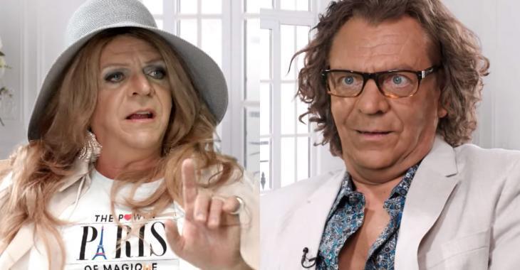 Marc Labrèche récidive finalement avec une nouvelle imitation hilarante de Céline Dion