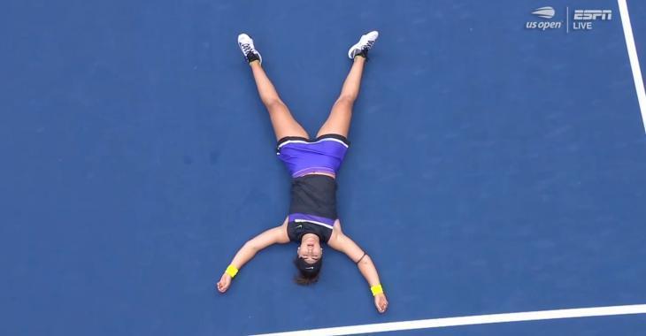 Un premier titre du grand chelem dans l'histoire du tennis canadien grâce à Bianca Andreescu
