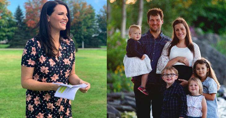 Jessica et Jérôme de L'Amour est dans le pré attendent leur 5e enfant