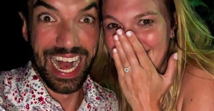 Charles Hamelin et Geneviève Tardif annoncent qu'ils attendent leur 1er enfant