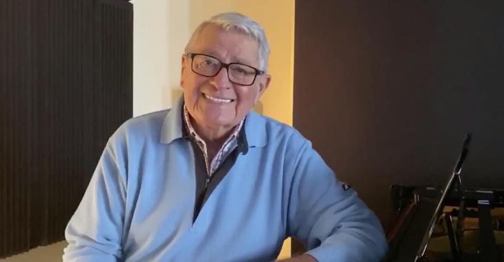 Michel Louvain lance un appel aux personnages âgées pour qu'ils respectent les consignes