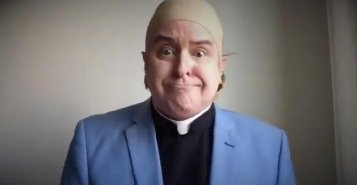 Yves P. Pelletier publie la vidéo la plus drôle jusqu'ici pour convaincre les gens de respecter les consignes