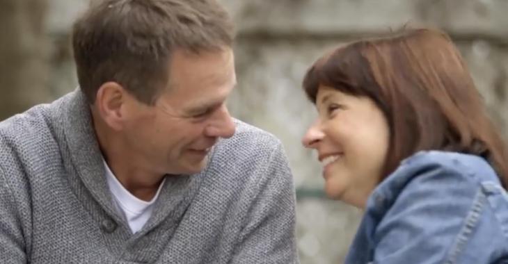 Le public québécois est en train de tomber en amour avec Louise et Nicolas de L'amour est dans le pré