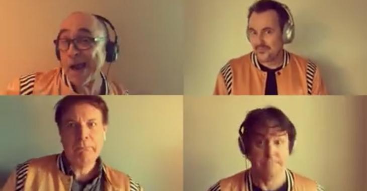 À VOIR: RBO reprend Le feu sauvage de l'amour en version COVID-19 et la vidéo devient virale