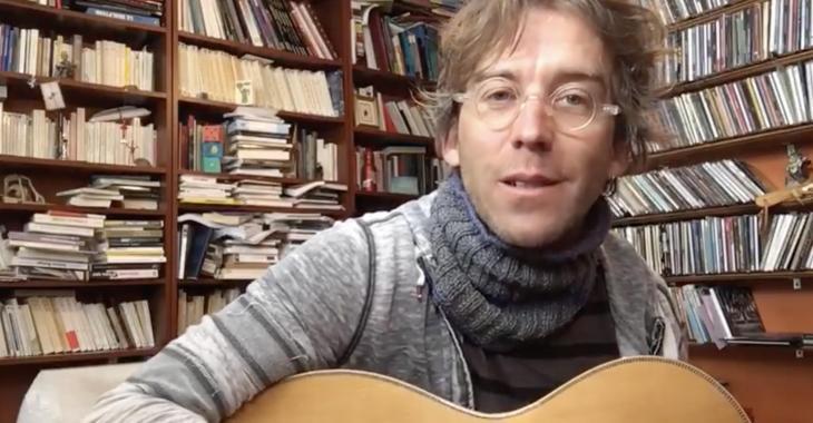 Fred Pellerin nous offre la chanson la plus inspirante en cette période de confinement