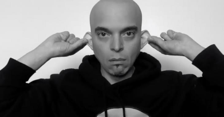 Rachid Badouri récidive avec une nouvelle vidéo hilarante pour faire passer le message
