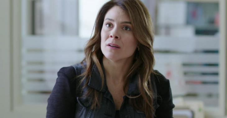 Julie Perreault explique finalement son départ de L'Échappée «Ce projet ne me convenait plus»