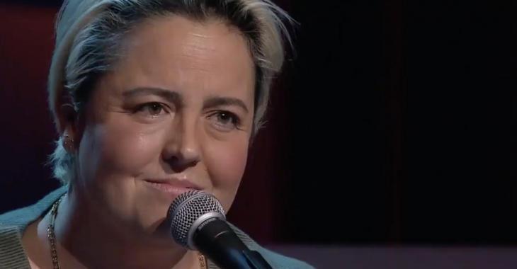 À VOIR: Ariane Moffatt offre une performance qui vous tirera quelques larmes, à Tout le monde en parle
