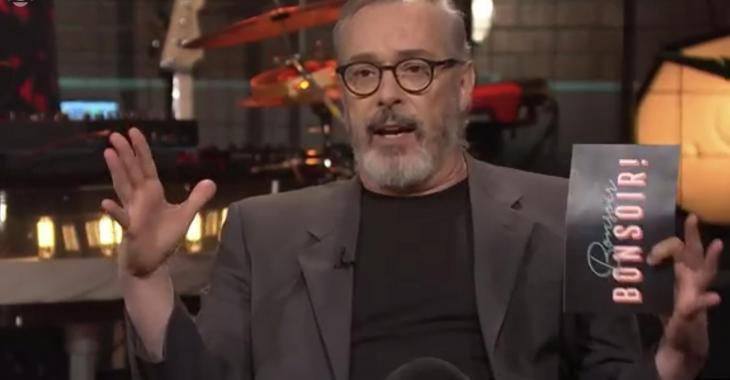 Serge Denoncourt crée un gros malaise à Bonsoir Bonsoir en parlant d'Éric Salvail