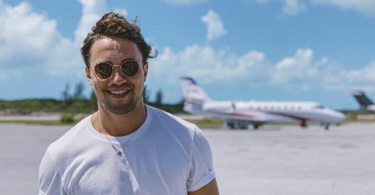 Olivier Dion publie une nouvelle photo qui confirme qu'il est l'un des plus beaux hommes du Québec