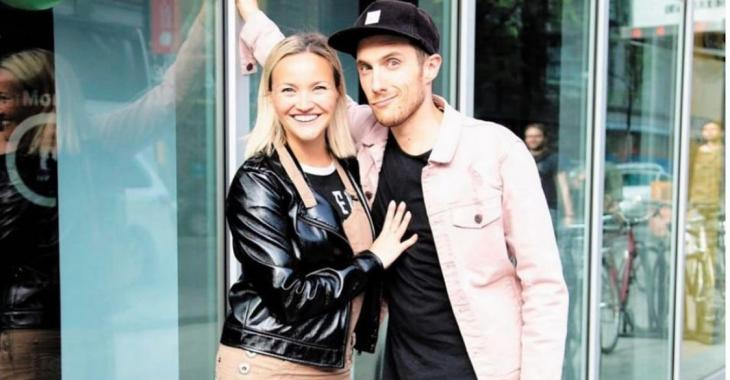 Julie Ringuette et Pascal Morrissette attendent un 2e enfant