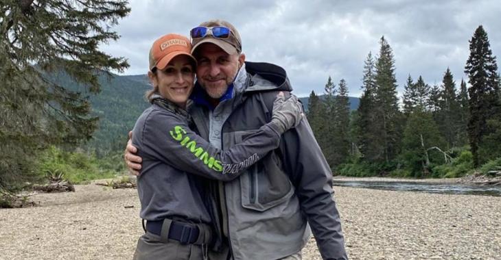 Anik Jean publie une magnifique photo pour souligner ses 9 ans de mariage avec Patrick Huard