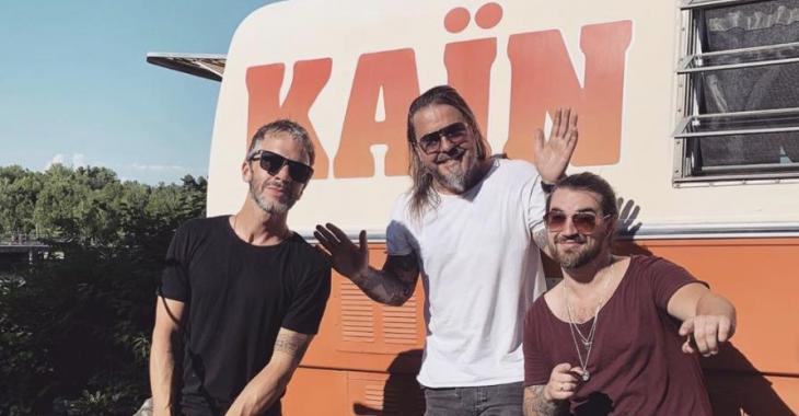 Le groupe Kaïn toujours aussi fort après 20 ans de carrière «Je pense vraiment que Kaïn est là pour durer!»