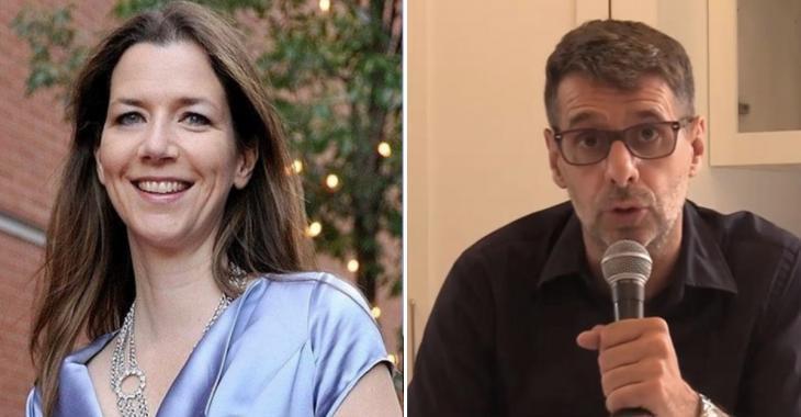 Le ton monte entre Sophie Durocher et Éric Duhaime en direct à la radio dans une entrevue musclée