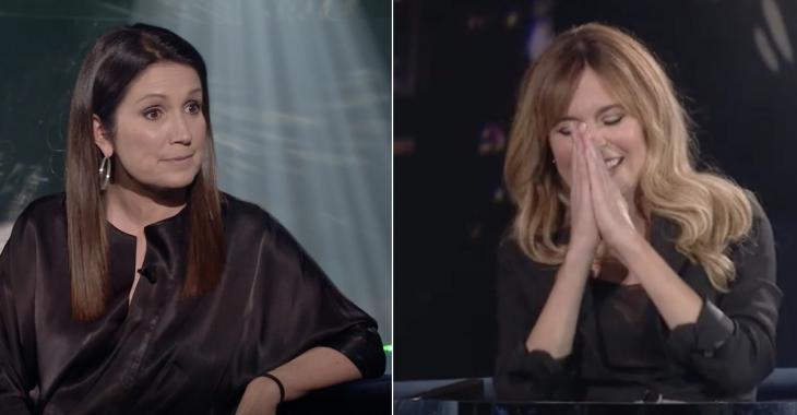 Julie Snyder avoue devant France Beaudoin qu'elle avait un «kick» sur Vincent Graton