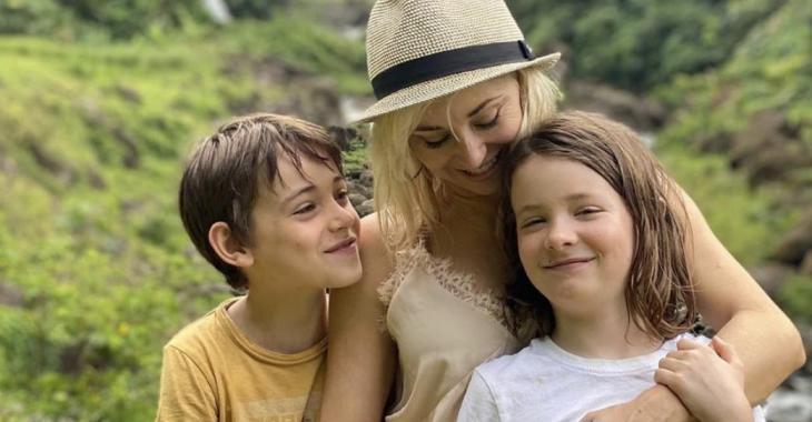 La famille de Mariloup Wolfe s'agrandit