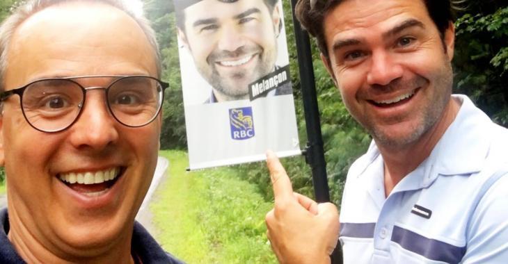 Gino Chouinard brise le silence au sujet du départ de Daniel Melançon