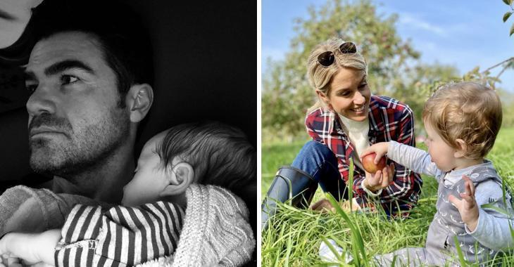10 photos du fils de Daniel Melançon et d'Anouk Meunier pour célébrer son 1er anniversaire