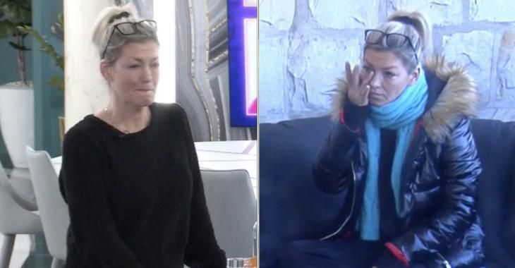 Varda Étienne fait pleurer Marie-Chantal Toupin dans une scène intense de Big Brother Célébrités