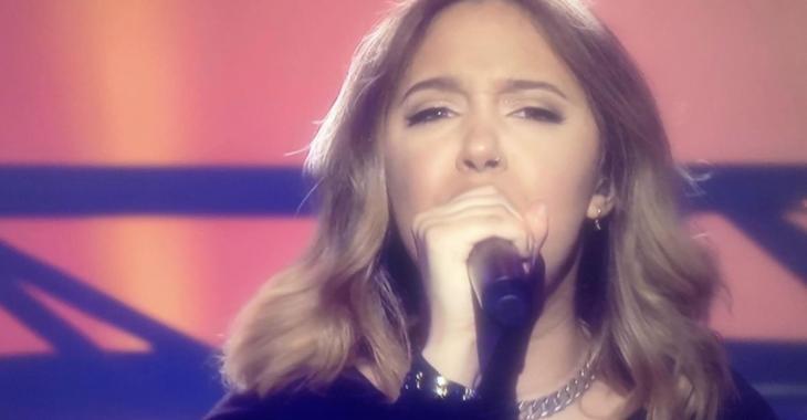 Maëva fait verser des larmes sur le plateau de Star Académie avec une performance extraordinaire