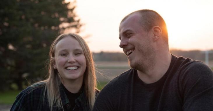 Marc-Antoine et Alexa de L'amour est dans le pré forment désormais un couple