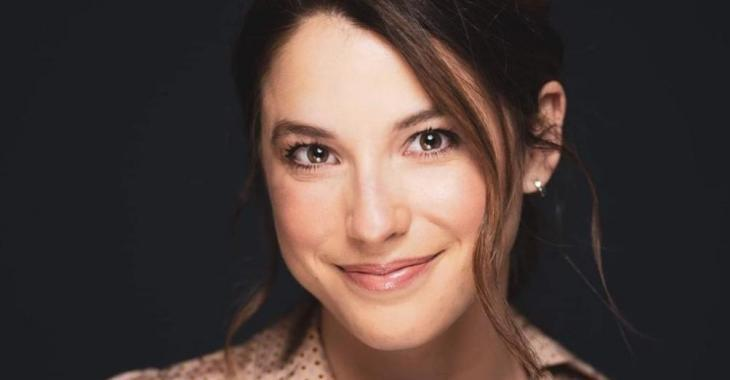 Mylène St-Sauveur dit adieu à son rôle d'Olivia dans L'Heure bleue