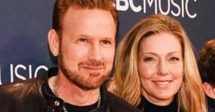 Corey Hart et Julie Masse plus amoureux que jamais sur une nouvelle photo