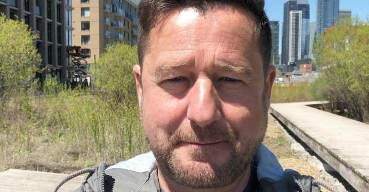 Dany Turcotte s'adresse en tout franchise aux personnes qui l'attaquent sur son homosexualité