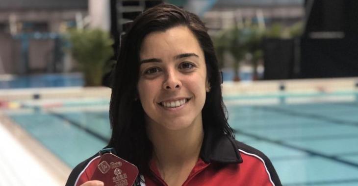 Meaghan Benfeito perd ses médailles olympiques dans un terrible incendie et se les fait remplacer