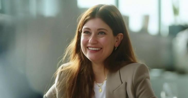Katherine Levac s'ouvre sur la maternité et sur le rôle de mère qu'elle aimerait avoir avec ses enfants